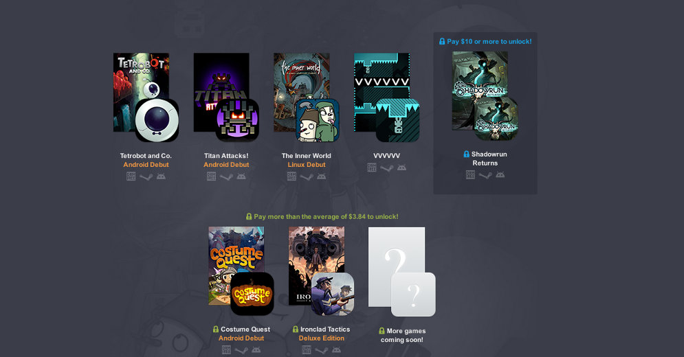 Humble PC & Android Bundle 12