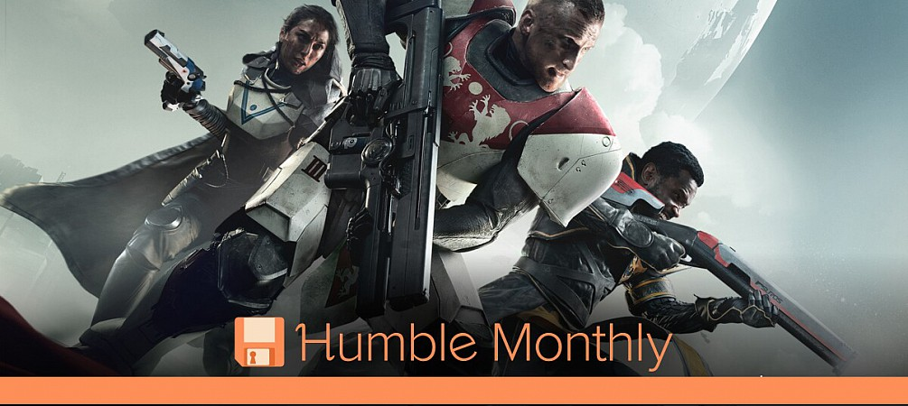 [Actualización] Humble Monthly - junio 2018